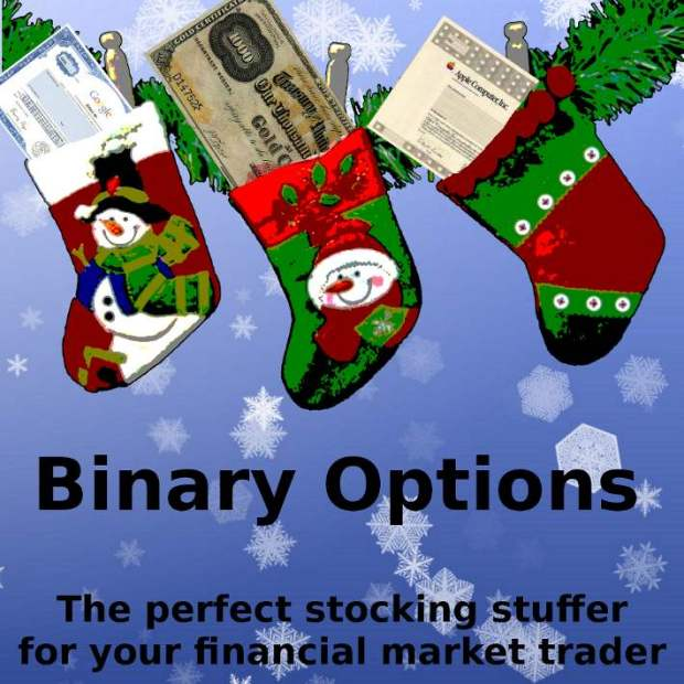 Binary option algorithm